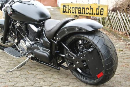 Yamaha Xvscustom