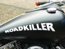 "Tank-Foliensatz ""Roadkiller"" links + rechts"