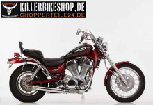 "Angebot: Falcon ""Chromo Line"" Auspuffanlage / Suzuki VS 1400 Intruder / ABE"
