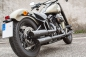 Preview: SALE: PENZL V2-Speed Auspuffset elektr. verstellb. / Euro 4 / cera. black / Indian Scout / ab 17 / EG-BE