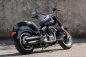 Preview: PENZL V2-Speed Auspuff elek. verstellb. / cera.  black / Harley Fat Boy / 2018 / EG-BE