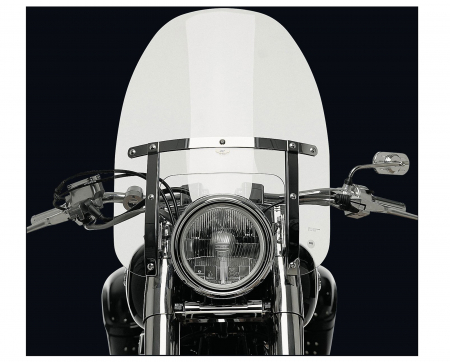 "National Cycle Windshield  ""Custom HEAVY Duty"" / Suzuki VS 1400 Intruder / ABE"