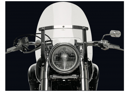 "National Cycle Windshield  ""Ranger Heavy Duty""  Suzuki VS 1400 Intruder / ABE"