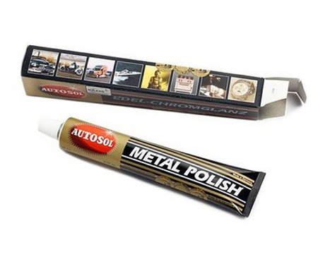 AUTOSOL Metall- und Chrom-Politur / 75 mm Tube