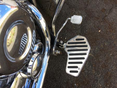 1 Paar SPIEGEL Yamaha  XVS 650 DRAGSTAR CHROM NEU NEW